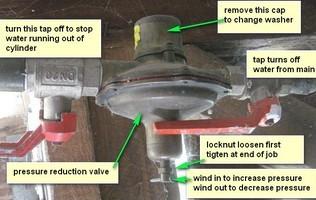 diy hot water cylinder valve adjustment. Black Bedroom Furniture Sets. Home Design Ideas